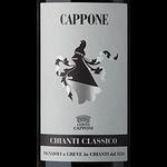Cappone Cappone Chianti Classico 2017  Tuscany, Italy