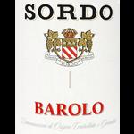 Sordo Sordo Barolo 2015  Piedmont, Italy  93pts-WS