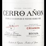 Bodegas Olarra Cerro Añon Crianza 2017  Rioja, Spain  90pts-WE