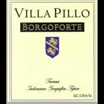 Villa Pillo Villa Pillo Borgoforte 2017  Tuscany, Italy  92pts-JS