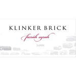 Klinker Brick Klinker Brick Farrah Syrah 2016  Lodi, California