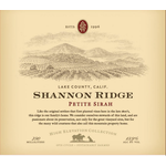 Shannon Ridge Family Shannon Ridge Petite Sirah 2018  Lake County, California