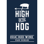 McPrice Myers High on the Hog Red Wine 2018  Paso Robles, Central Coast,California