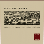 Scattered Peaks Winery Scattered Peaks Cabernet Sauvignon 2018  Napa, California