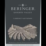 Beringer Vineyards Beringer Knights Valley Cabernet Sauvignon 2018  Sonoma, California