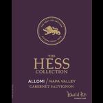 Hess Collection Winery The Hess Collection Allomi Cabernet Sauvignon 2018  Napa, California