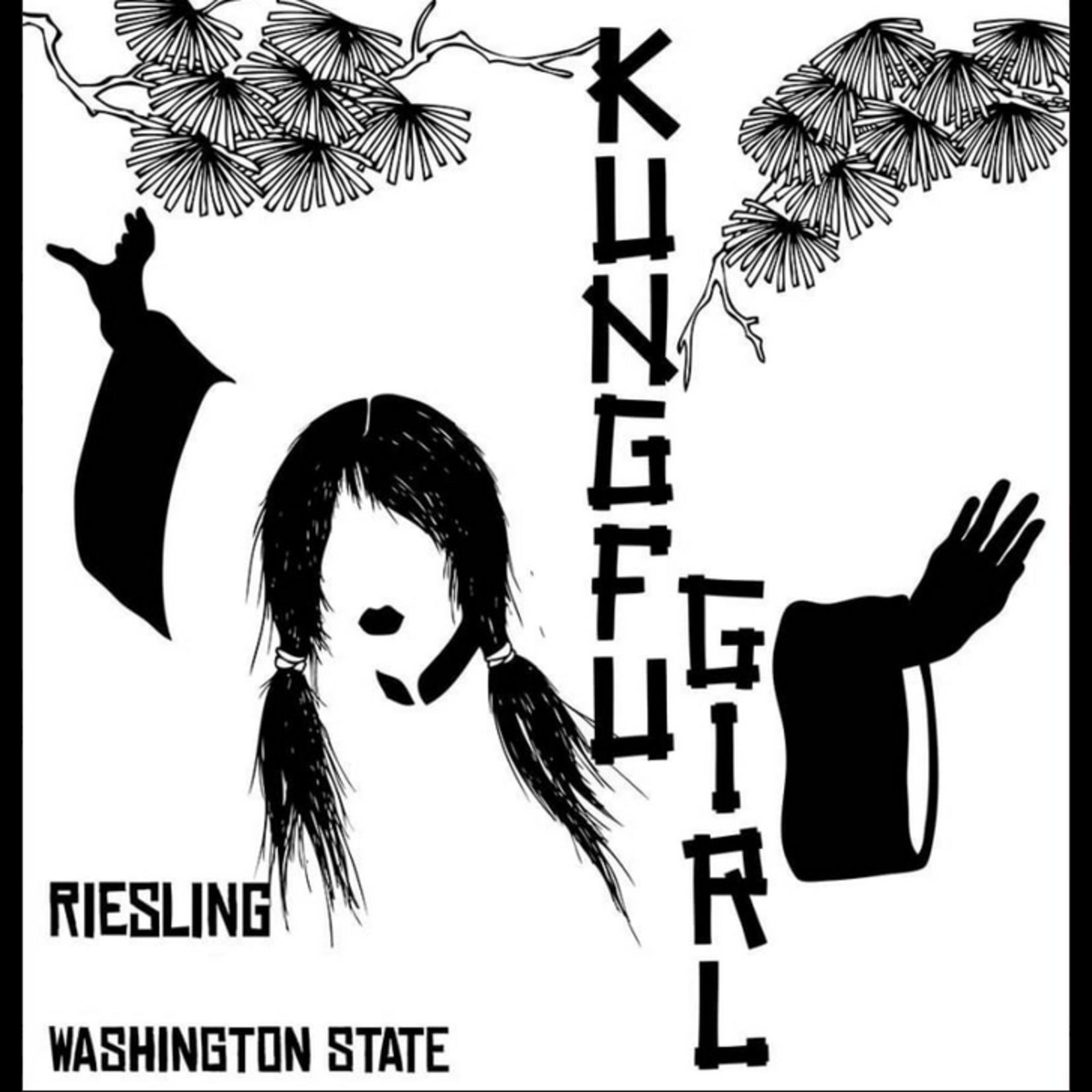 Charles Smith Winery Charles Smith Kungfu Girl Riesling 2020  Columbia Valley, Washington