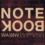Bookwalter J Bookwalter Notebook Red  Columbia Valley, Washington