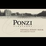 Ponzi Vineyards Ponzi Vineyards Tavola Pinot Noir 2018  Willamette Valley, Oregon  92pts-JS, 91pts-WE