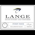 Lange Estate Winery Lange Estate Pinot Noir 2019  Willamette, Valley