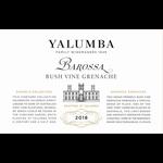 Yalumba Family Winery Yalumba Samuel's Collection Bush Vine Grenache 2018  Barossa, Australia