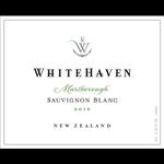 Whitehaven Wine Co. WhiteHaven Sauvignon Blanc 2020 Marlborough, New Zealand