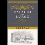 Graco Imperator Palacio Del Burgo Rioja Reserva 2016 Rioja,Spain 93pts-WS