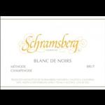 Schramsberg Vineyards Schramsberg Sparkling Blanc de Noirs 2016 Califronia