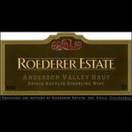 Roederer Estate Roederer Estate Sparkling Brut Non-Vintage Anderson Valley, Mendocino, California