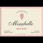 Schramsberg Vineyards Schramsberg Mirabelle Brut Rose California 90pts-WS