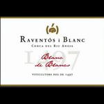 Josep Maria Raventós I Blanc Raventos i Blanc Blanc de Blancs Sparkling Brut Conca del Riu Anoia 2017  Spain