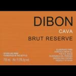 Dibon Dibon Sparkling Cava Brut Reserve  Spain