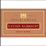 Lucien Albrecht Lucien Albrecht Cremant d'Alsace Brut Rose Non-Vintage Sparkling Alsace, France 90pts-WS