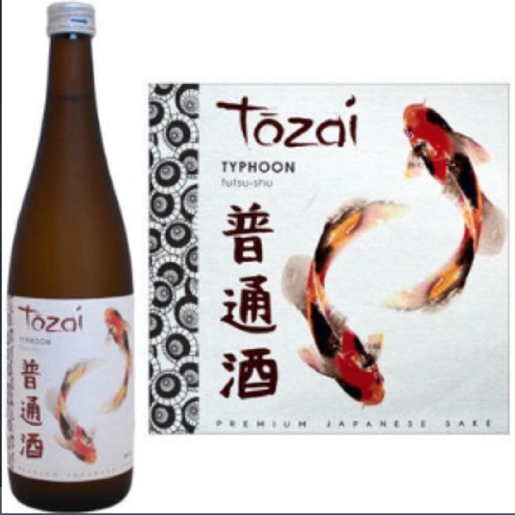Vine Connections Tozai Typhoon Sake Japan