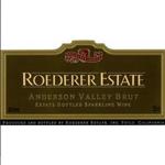 Roederer Estate Roederer Estate Sparkling Brut Non-Vintage  375ml Anderson Valley, Mendocino, California
