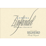 Seghesio Family Vineyards Seghesio Zinfandel Sonoma 2018  375ml Sonoma, California