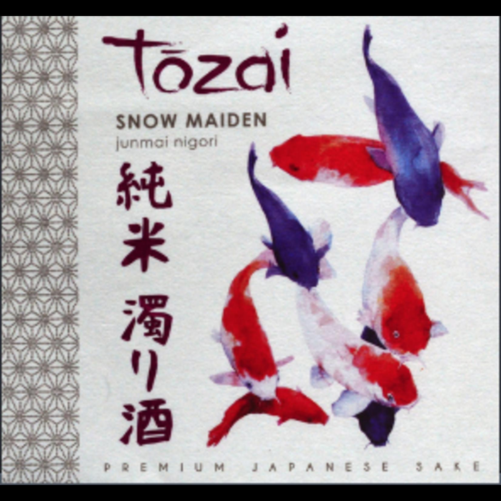 Vine Connections Tozai Snow Maiden Junmai Nigori Sake  300ml