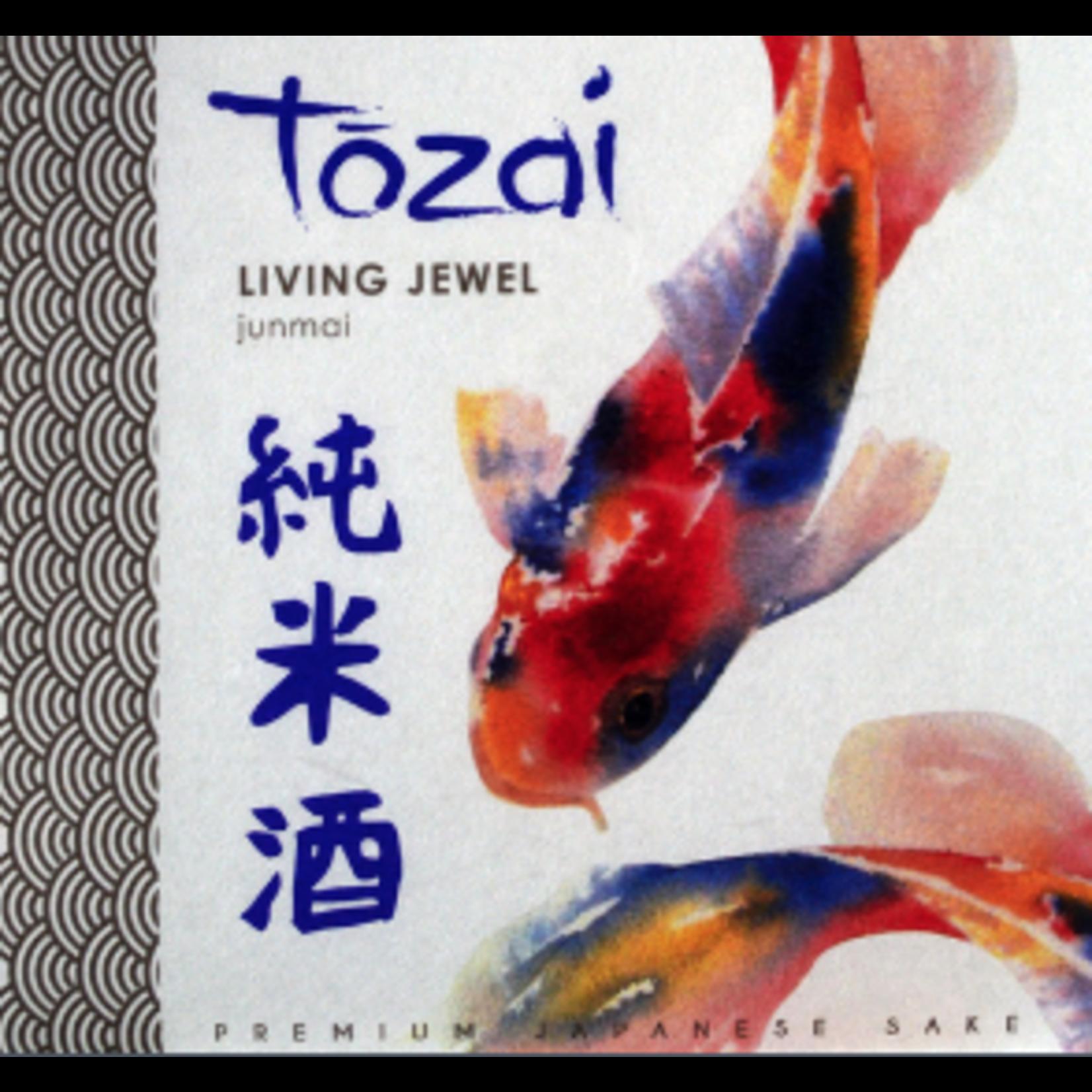 Vine Connections Tozai Living Jewel Sake Junmai, Japan 300ml