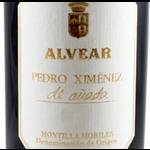 Montilla-Moriles Alvear Pedro Ximenez de Anada 2015 375ml