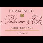 Palmer & Co. Brut Rose Reserve Champagne  Champagne, France