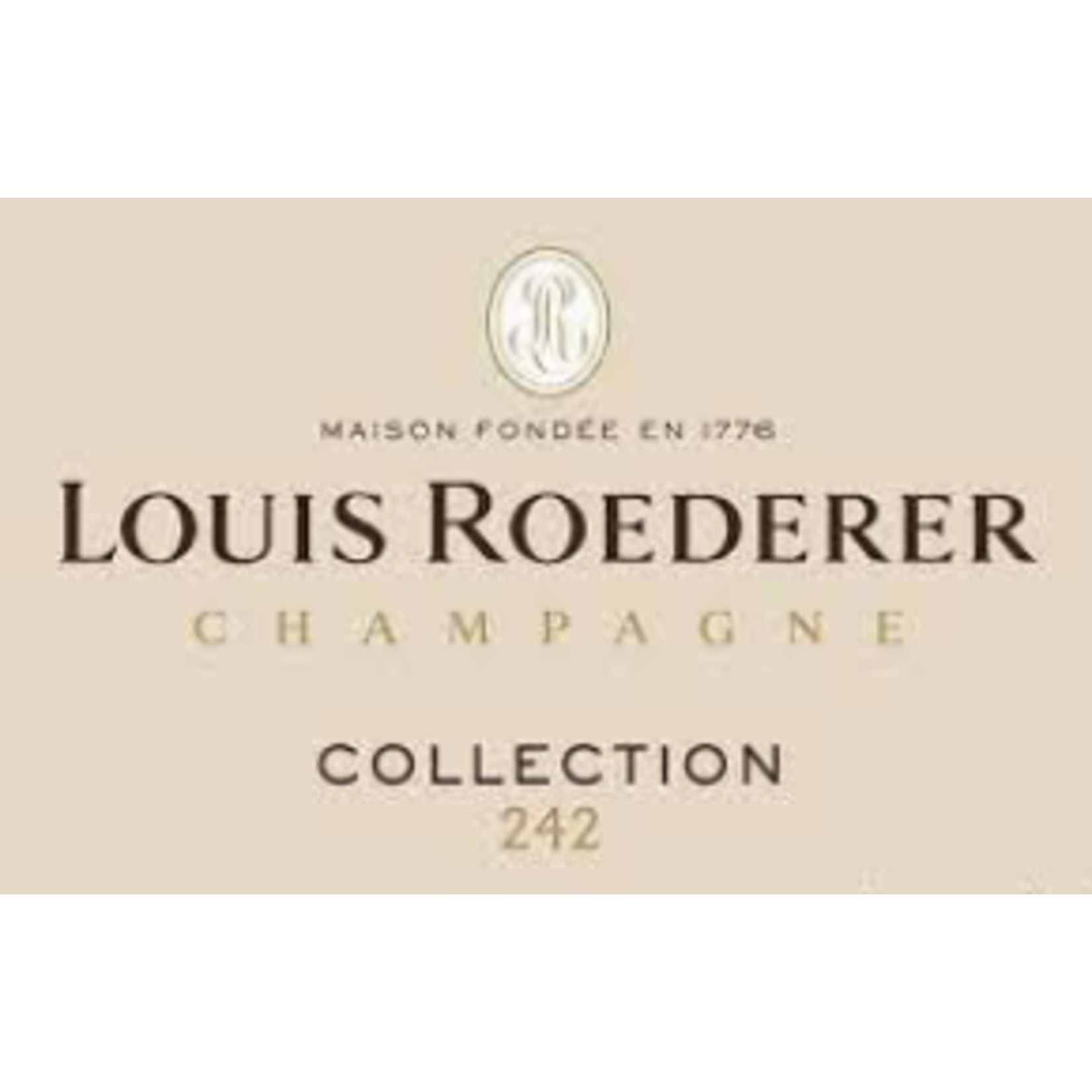 Louis Roeder Louis Roederer Brut Collection 242 Non-Vintage Champagne, France, 94 pts-James Suckling