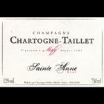 "Chartogne-Taillet Chartogne-Taillet ""Cuvee Sainte Anne"" Brut ST 90 pts. Champagne, France"