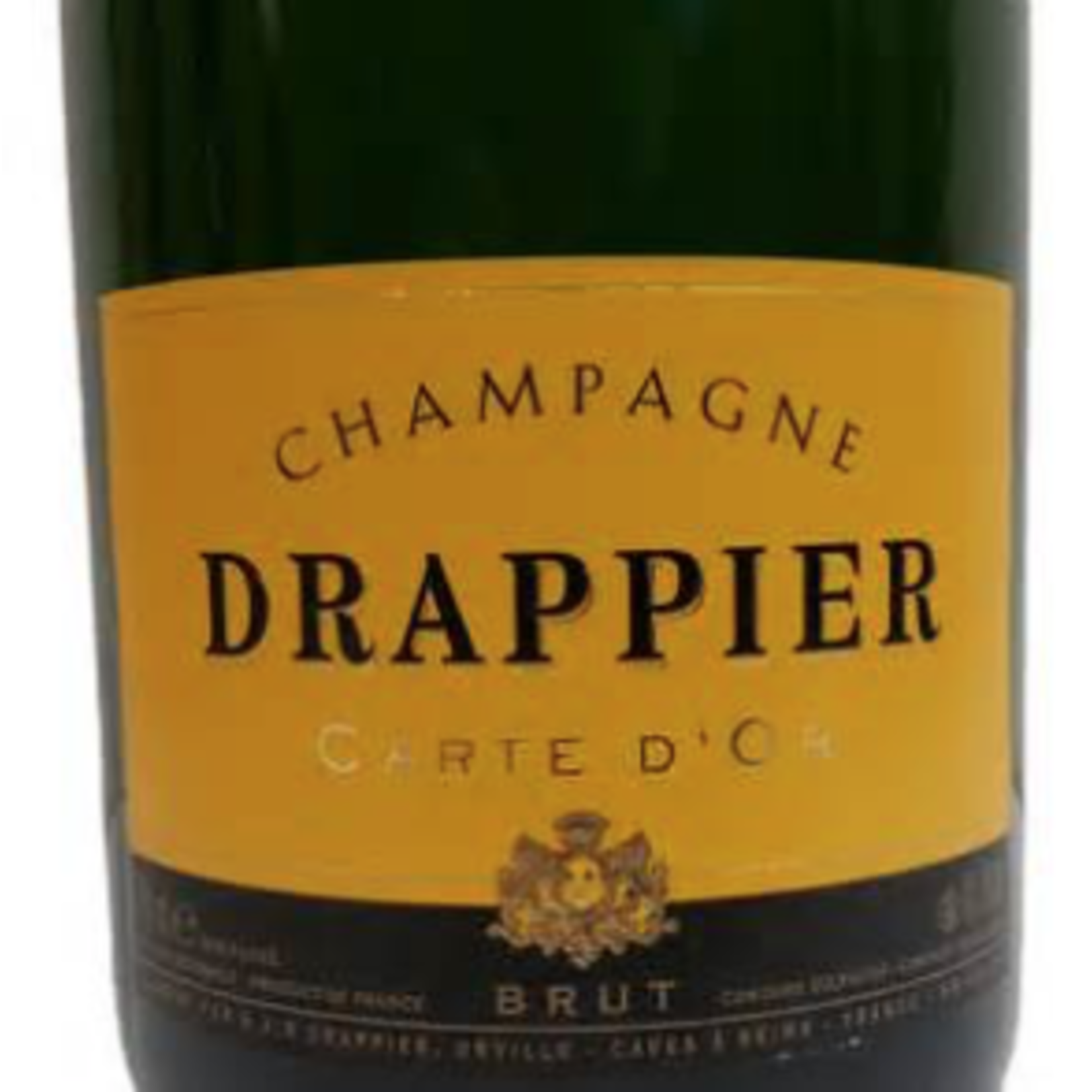 Drappier Drappier Carte D' Or Brut Champagne Champagne, France 90pts-WS