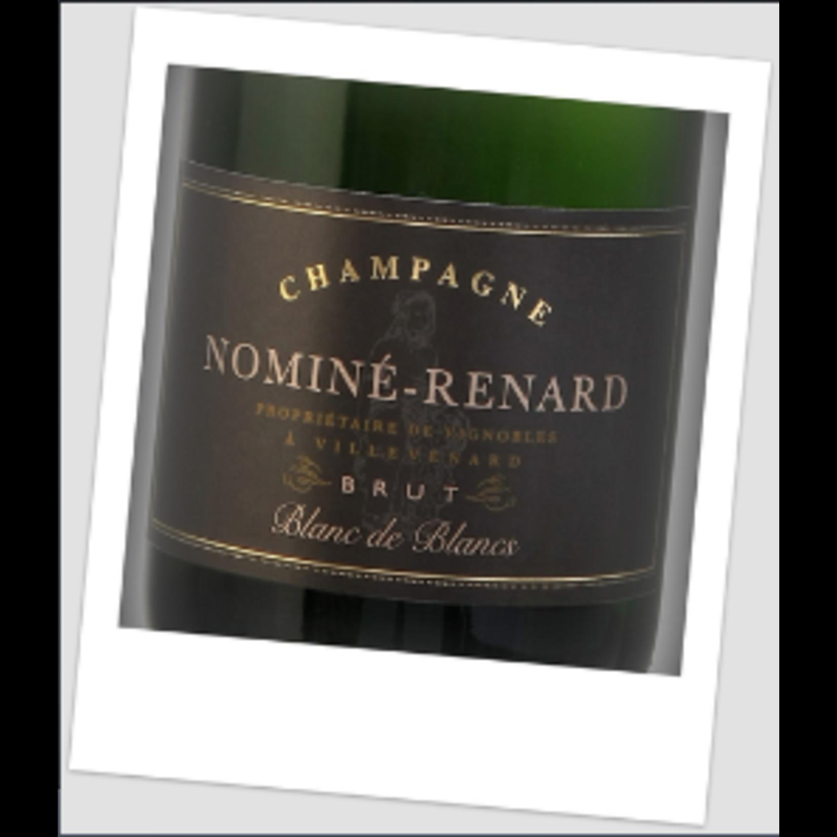 Nominé-Renard Nomine-Renard Blanc de Blancs Brut Champagne 90pts-WE