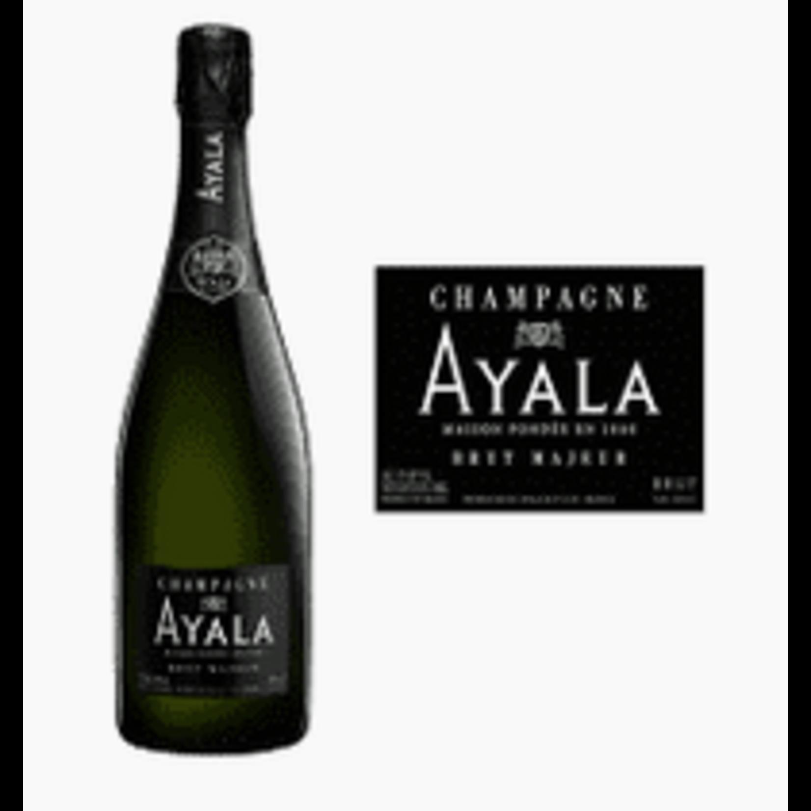 Ayala Ayala Brut Majeur Champagne 92pts WS, 90pts WE