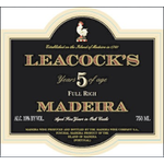 Leacock's Leacocks 5 Yearr Old Rich Madeira