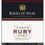 Barao De Vilar Barao De Vilar Ruby Port Douro, Portugal