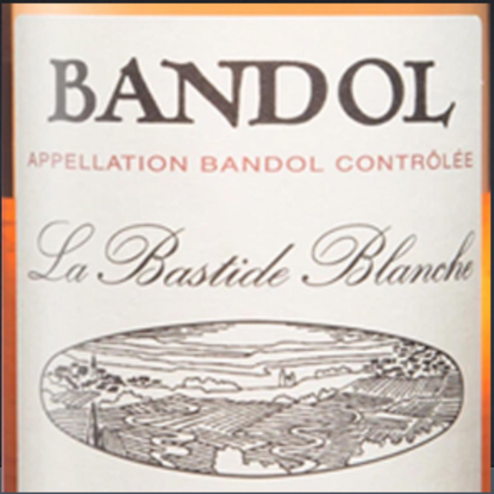 Mis En Bouteilli Au Domaine La Bastide Blanche Bandol Rose 2020 France