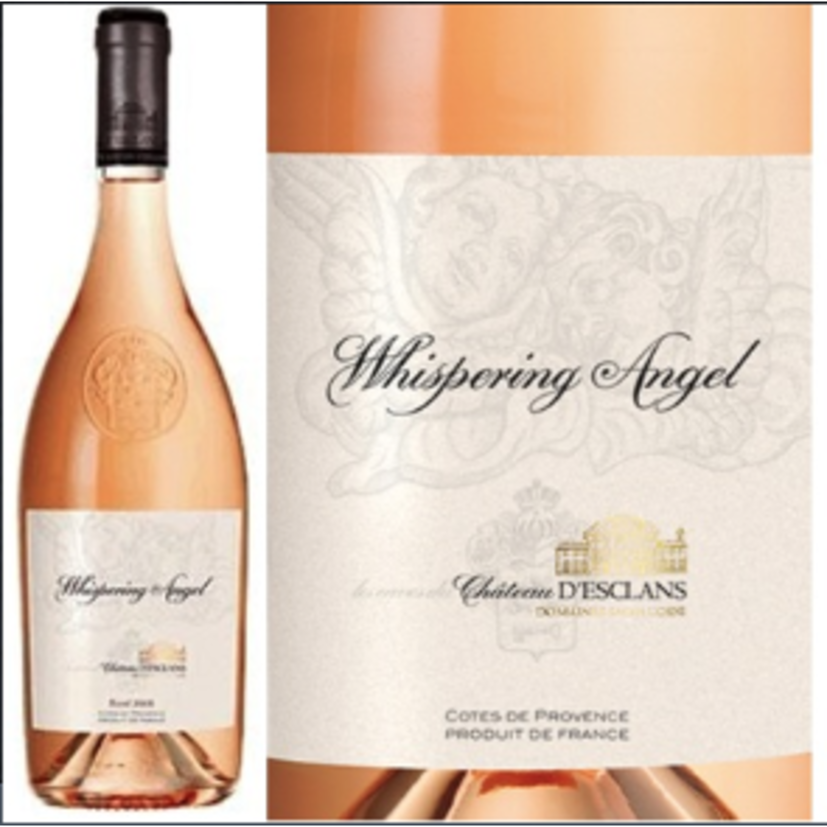 Sacha Lichine Ch D' Esclans Whispering Angel Rose 2020 Provence, France