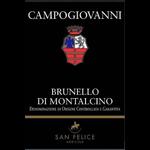 Campogiovanni San Felice Campogiovanni Brunello Di Montalcino 2015 Tuscany, Italy 94pts-JS, 93pts-WS, 93pts-WE