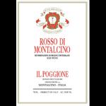 Franceschi S. A. Il Poggione Rosso Di Montalcino 2018 Tuscany, Italy