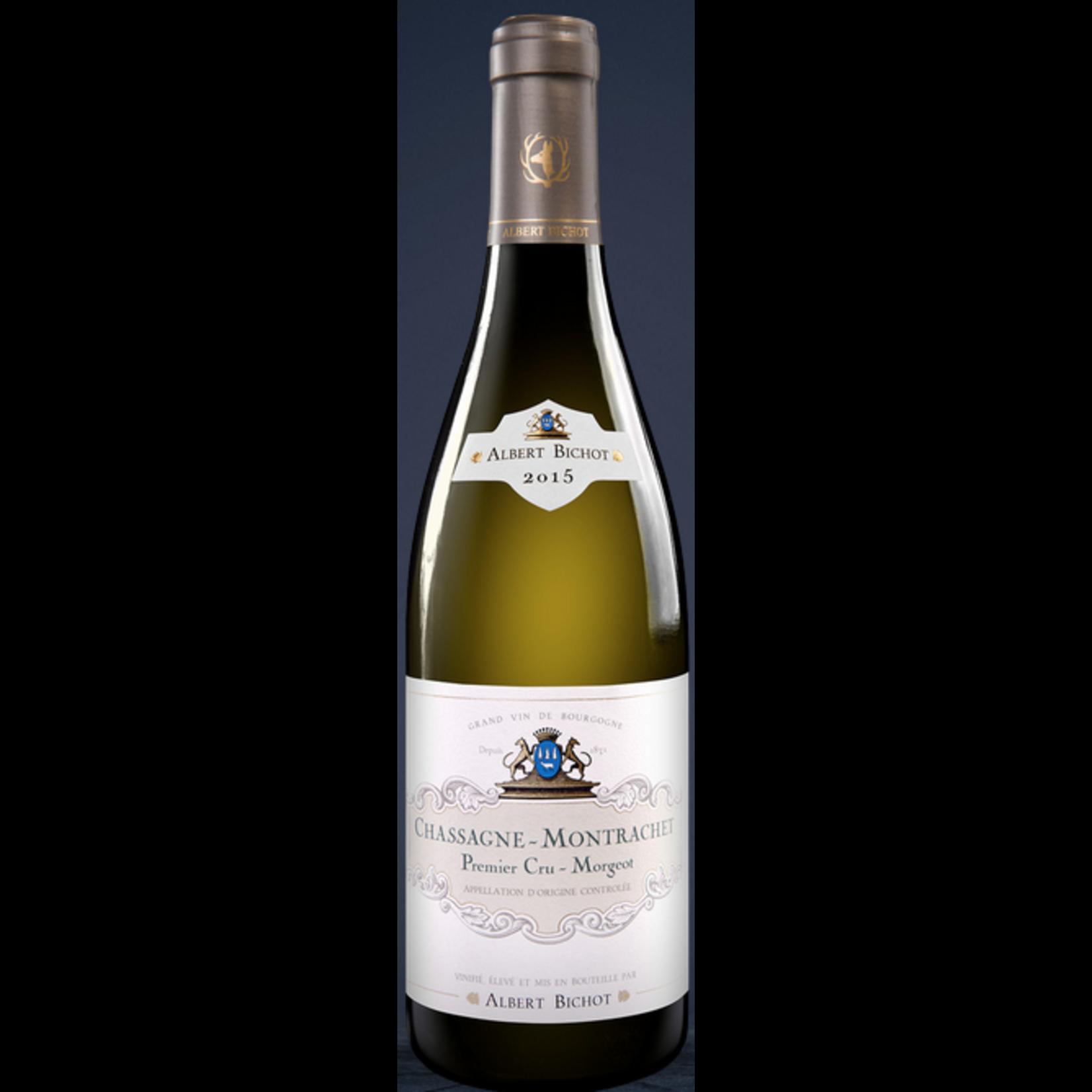 Albert Bichot Albert Bichot Chassagne-Montrachet Blanc 2019 Burgundy, France