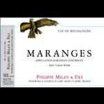 Philippe Milan & Fils Philippe Milan & Fils Maranges Rouge 2018 Burgundy, France
