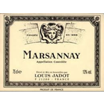 Louis Jadot Louis Jadot Marsannay Rouge 2017 Burgundy, France