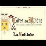Domaine de la Solitude Domaine de La Solitude Cotes-du-Rhone Blanc 2020 Rhone, France