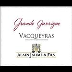 Alain Jaume Alain Jaume Vacueyras Grand Garrigue 2018 Rhone, France