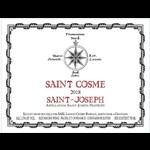 Chateau de Saint Cosme Chateau de Saint Cosme Saint-Joseph 2019 Rhone, France