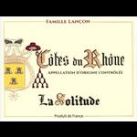 Domaine de la Solitude Domaine Solitude Cotes-Du-Rhone Rouge 2019 Rhone, France