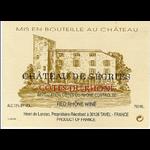Château de Ségriès Ch Segries Cotes-Du-Rhone 2019 Rhone, France