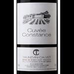 Thunevin-Calvet Chateau Thunevin-Calvet  Cuvee Constance 2016 Cotes du Roussillon Villages, France